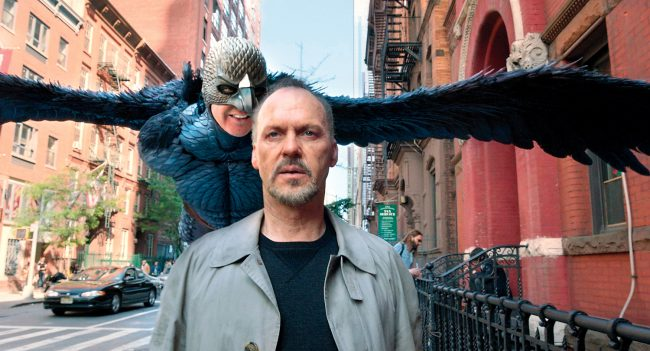 Boyhood, The Imitation Game and Selma are a few of the titles Birdman or The Unexpected Virtue of Ignorance overcame to clutch the Best Picture Oscar in 2015. Alejandro G. Iñárritu's imaginative dramedy, which stars Michael Keaton, Edward Norton and the 2017 Best Actress winner Emma Stone, picked up four wins.