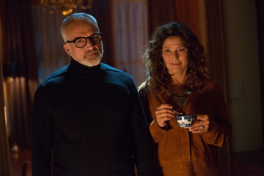 Bradley Whitford and Catherine Keener