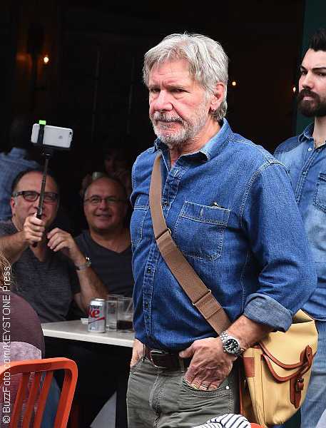 Harrison Ford involved in aircraft incident