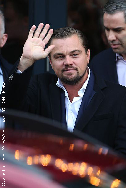 Leonardo DiCaprio to star in crime film The Black Hand