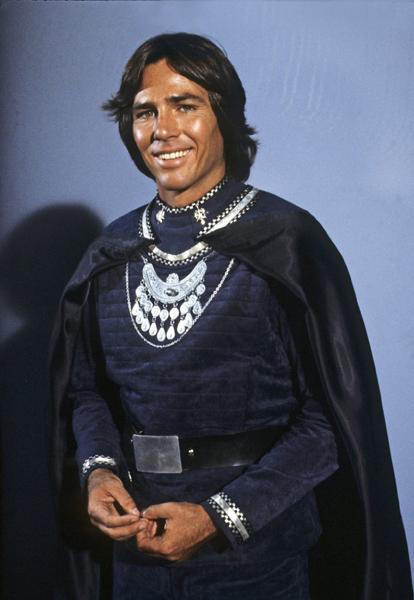 Richard Hatch in Battlestar Galactica