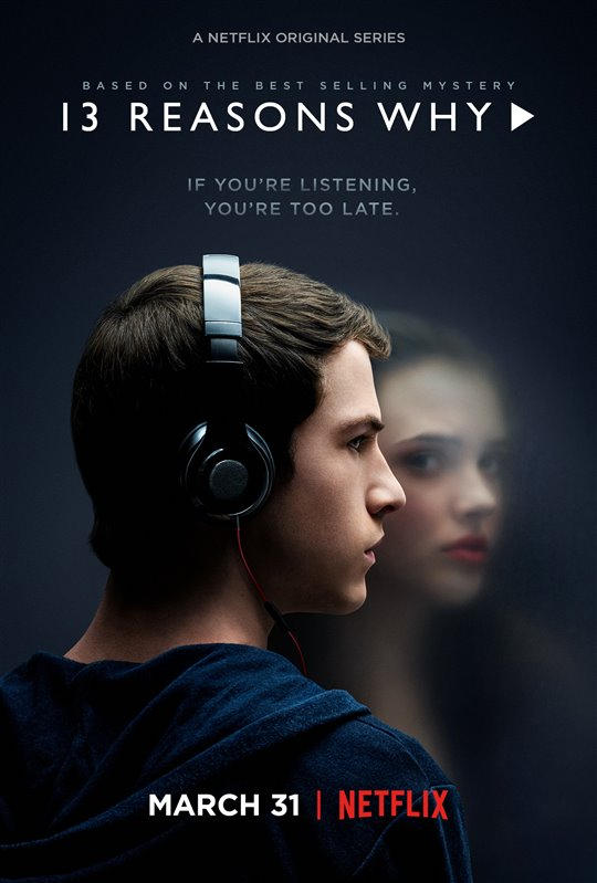 Netflix's 13 Reason's Why