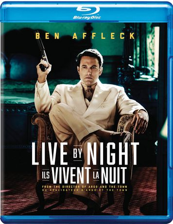 Live by Night new on DVD