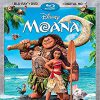 Moana sets sail straight for our hearts - Blu-ray/DVD review