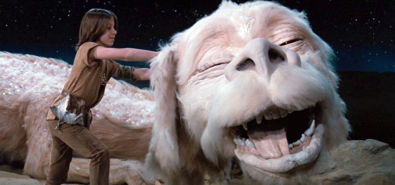 This Is What Atreyu from The Neverending Story Looks