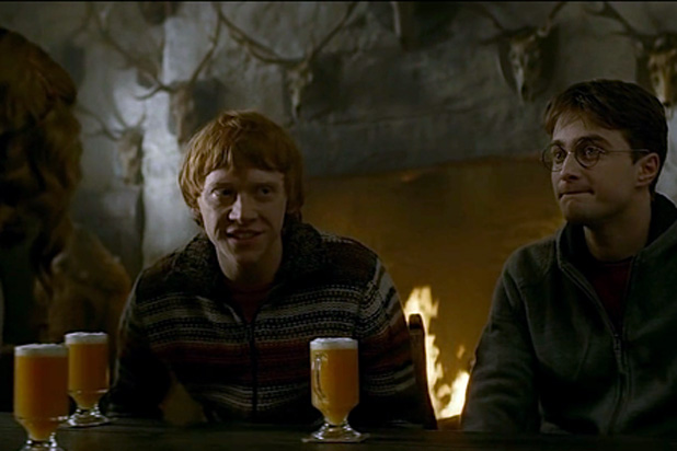 Harry Potter's Butterbeer now an ice cream flavor