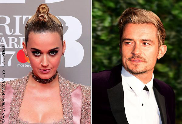 Katy Perry and Orlando Bloom split