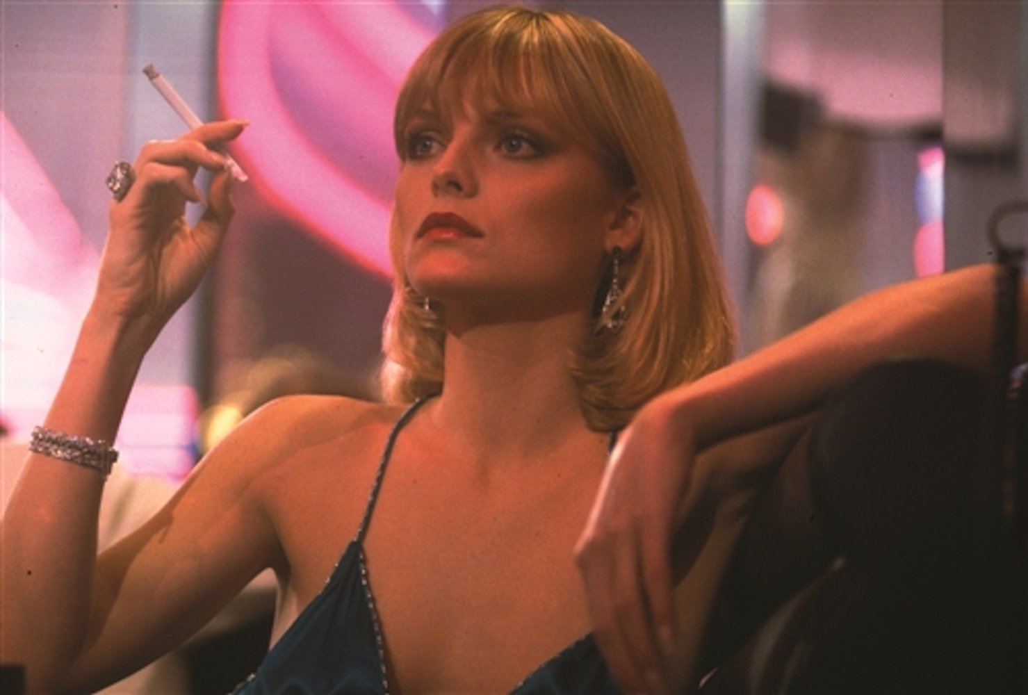 Michelle Pfeiffer talks Scarface