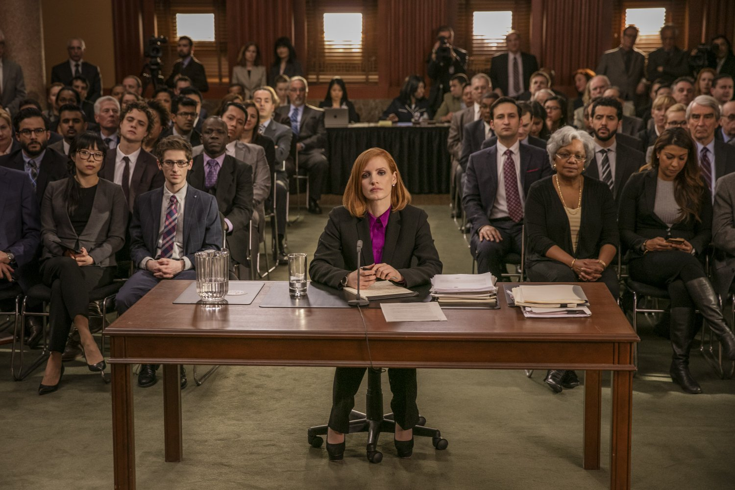 Miss Sloane - Blu-ray review