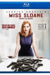 Miss Sloane showcases Jessica Chastain's brilliance - Blu-ray review