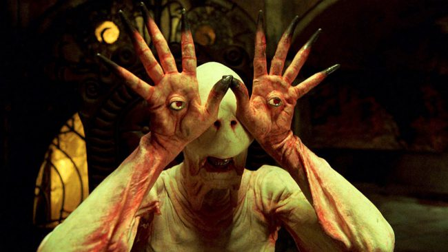 You'd never know a human (Doug Jones) played the nightmarish Pale Man in Guillermo del Toro's three-time Oscar-winning fantasy film Pan's Labyrinth. The horrendous creature with slimy, saggy, elastic skin and an insatiable appetite for vulnerable young children is so other-worldly and depraved that one couldn't be blamed for believing CGI to be totally responsible […]