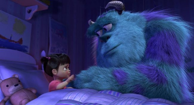 "The 2001 creature-feature Monsters, Inc. contains various ""monsters"" meant to scare children, so it's ironic that one of its characters is featured on this list as a cinema cutie. Big, blue and bristly Sulley could never scare anyone. With his kind heart and warming hugs, he becomes one of Boo's best friends and proves he's […]"
