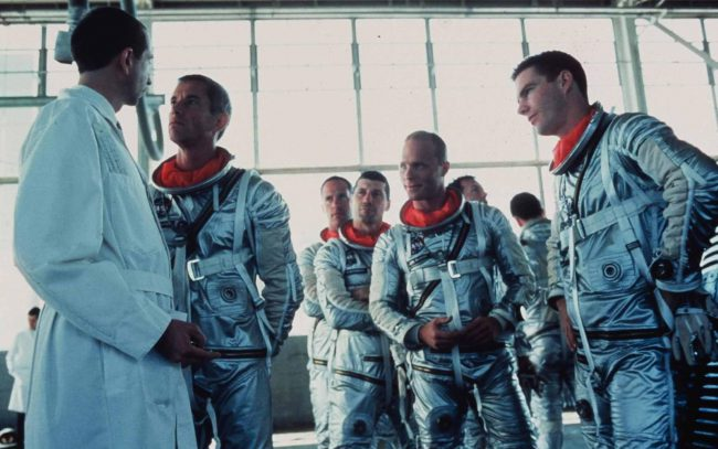 Based on a book by Tom Wolfe, Philip Kaufman's drama The Right Stuff earned eight Academy Award nominations in 1984 and nabbed four wins, including Best Sound and Best Original Score. Starring Ed Harris, Dennis Quaid and Sam Shepard (in an Oscar-nominated role), the film profiles the true story of the Mercury 7 astronauts who […]
