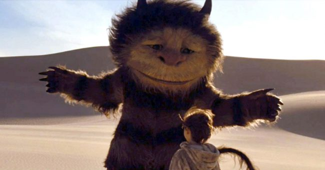 In Spike Jonze's Golden Globe-nominated, big-screen adaptation of Maurice Sendak's beloved children's book Where the Wild Things Are, the Jim Henson Creature Shop gets credit for bringing the fuzzy beasts to life in magical fashion. Carol (voiced by James Gandolfini) is the lead Thing and represents Max's fear and loathing. But Carol also signifies the […]