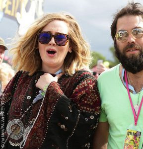 Adele gets married