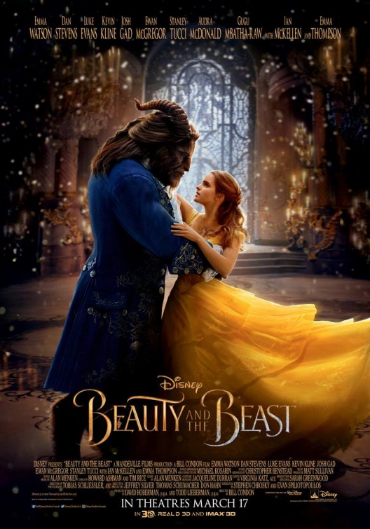 Beauty and the Beast new in theaters