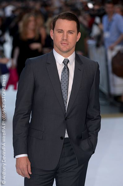 Channing Tatum to voice George Washington in Netflix animated film