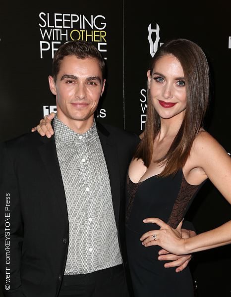 Dave Franco & Alison Brie married
