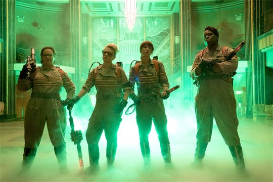 Ghostbusters sequels planned