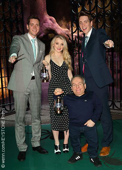 Harry Potter cast unveils Forbidden Forest expansion