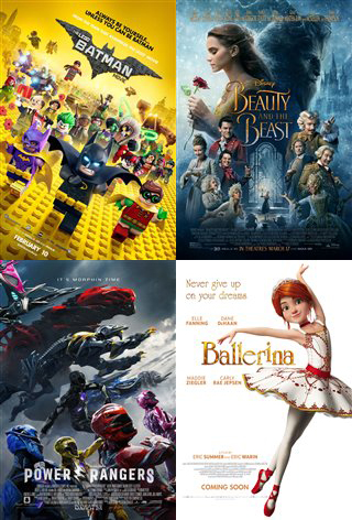 March Break movies