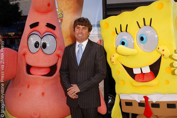 SpongeBob creator Stephen Hillenburg