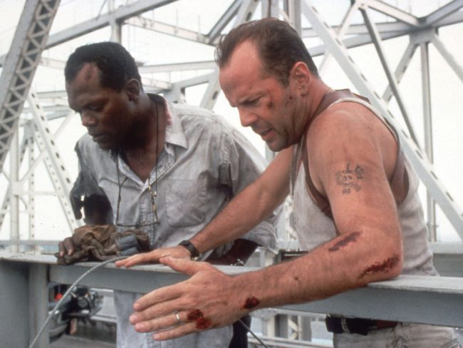 "This hidden gem calls attention to another popular role of the film's star, Bruce Willis. When his Die Hard with a Vengeance (1995) character, McClane, is asked what he's been up to since the events of the last Die Hard film, he answers, ""Smoking cigarettes and watching Captain Kangaroo."" Sound familiar? It might if you […]"