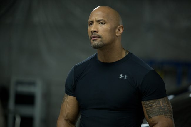 Mixing equal parts attractive with equal parts action star gets you Dwayne Johnson. Add a couple of beautiful daughters (Jasmine and Simone Alexandra) to the mix and you've got one bad-ass father. We send our sympathies to the people who try to date his girls.