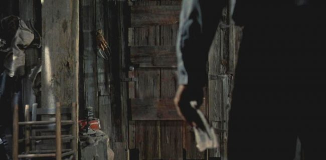 Film crossovers are always fun and there's a cool one in the second installment of the Evil Dead series. In the scene where Ash bursts into the tool shed, you can see Freddy Krueger's clawed glove sitting above the door frame. This is apparently the result of a little tiff between director Sam Raimi and […]