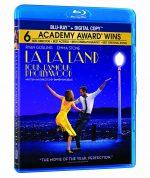 La La Land now available on DVD.
