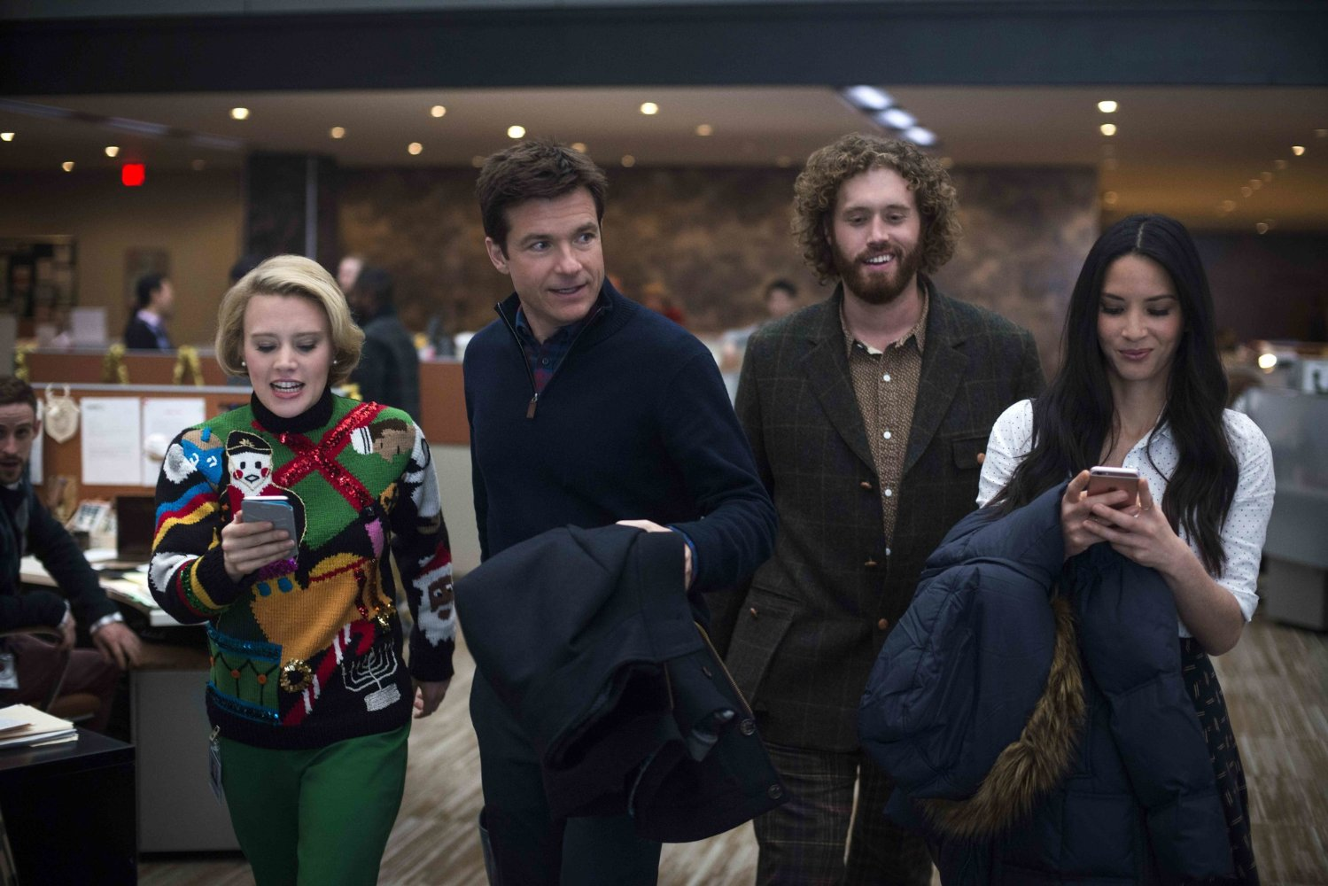 Office Christmas Party - DVD review