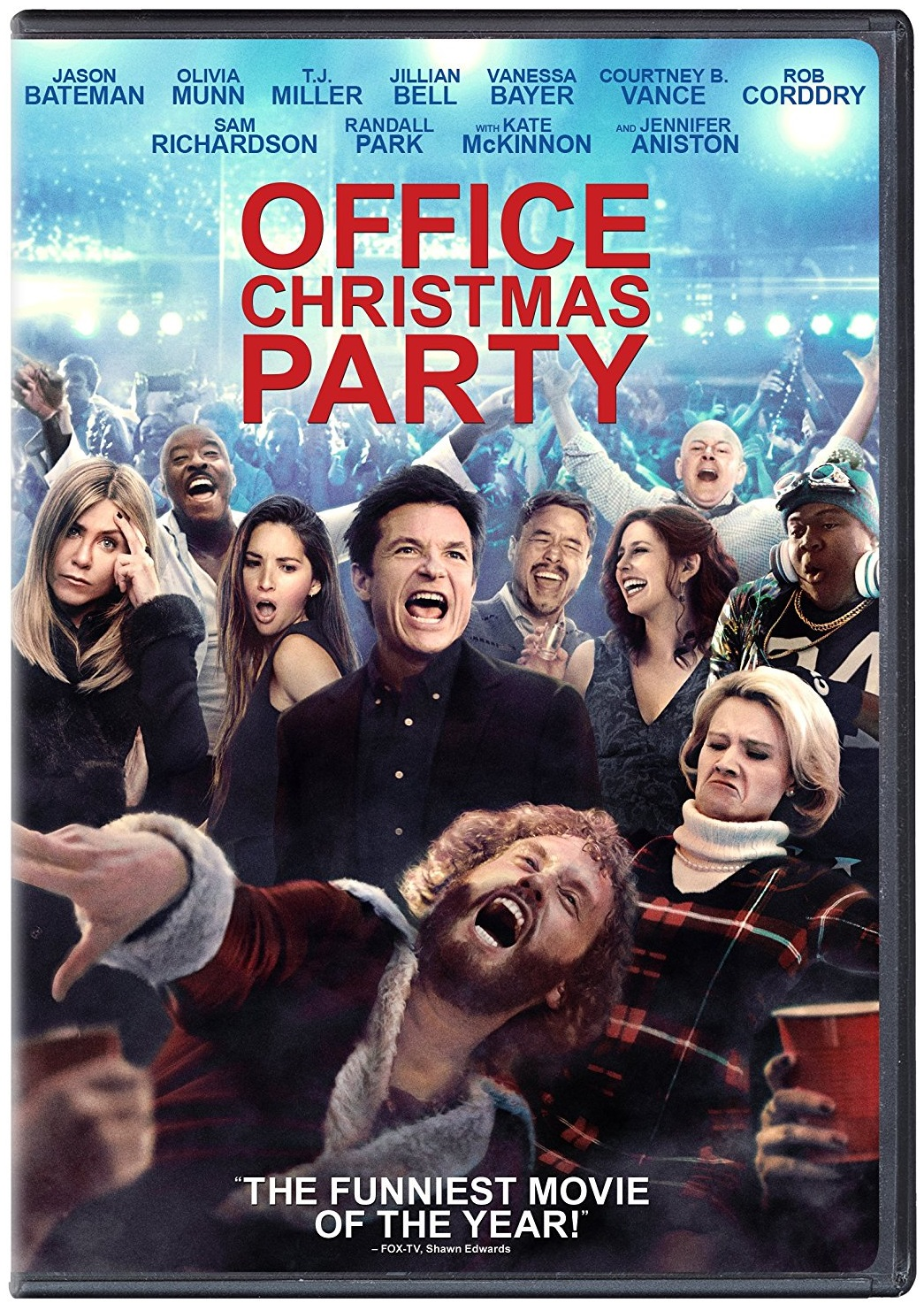 Office Christmas Party: a riotous, tawdry good time – DVD review ...