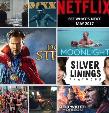 What's New on Netflix - May 2017