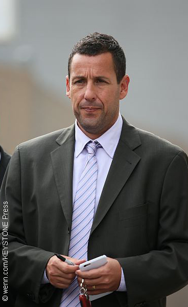 Adam Sandler's daughters not his biggest fans « Celebrity ... Adam Sandler