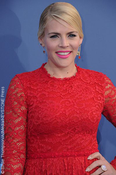 Busy Philipps almost murdered in Uber