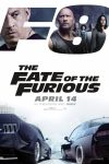 New movies in theaters - The Fate of the Furious and more
