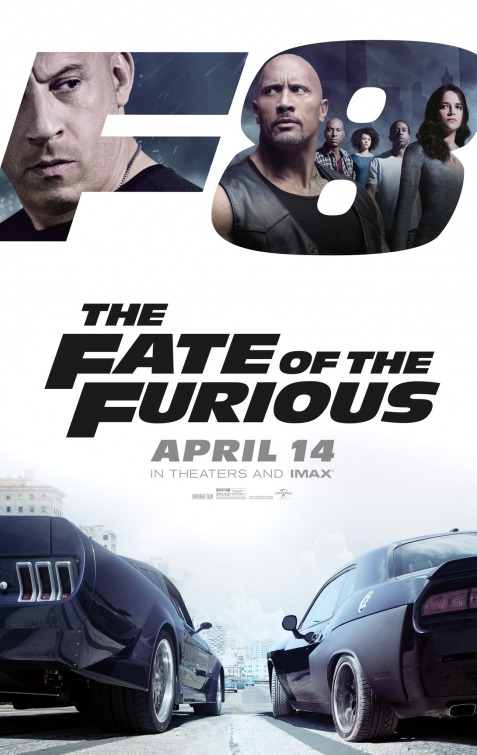 The Fate of the Furious wins at box office