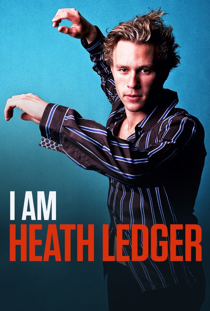 I Am Heath Ledger movie page