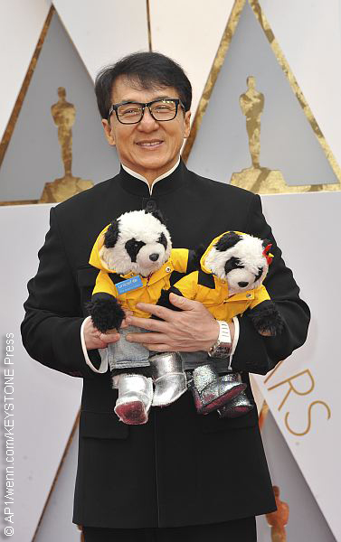 Jackie Chan forced to marry