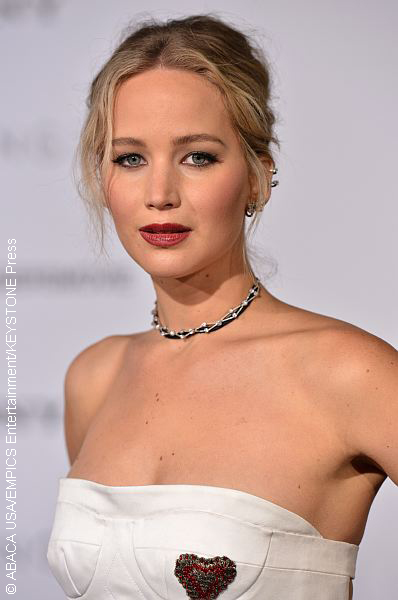 Jennifer Lawrence at Passengers premiere