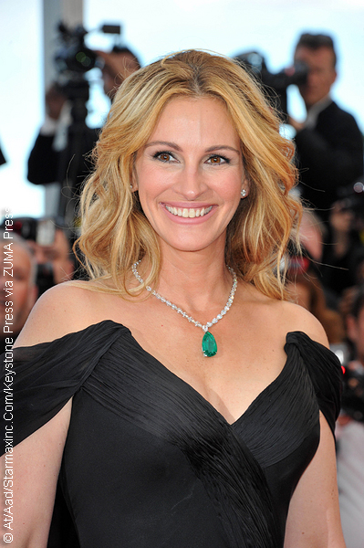 Julia Roberts is PEOPLE's Most Beautiful Woman