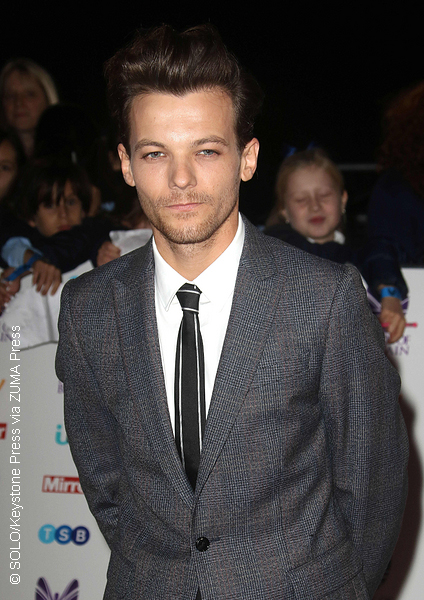 Louis Tomlinson will not face charges