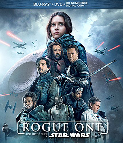 Rogue One: A Star Wars Story is now available on Blu-ray/DVD and Digital HD