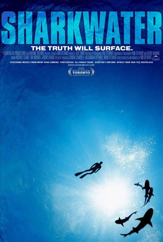 Rob Stewart's Sharkwater movie website