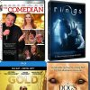 New on DVD this week - The Comedian, Rings and more