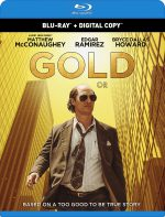 Gold is now available on Blu-ray.