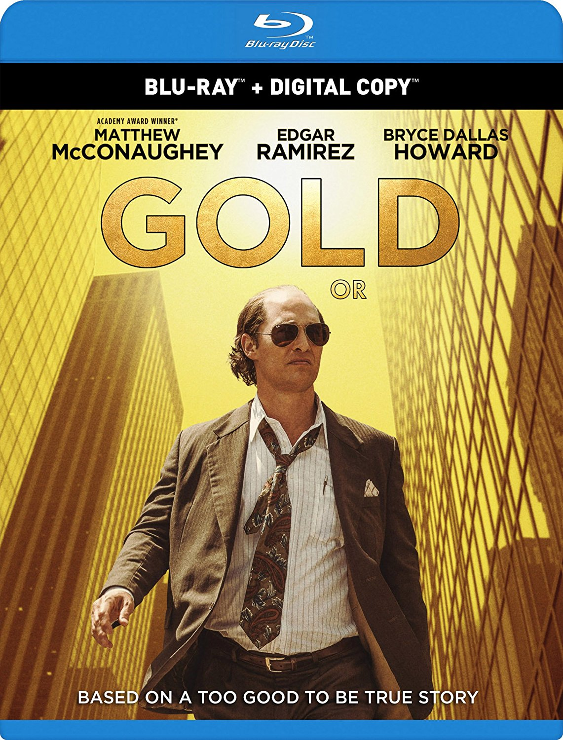 Gold is now available on Blu-ray