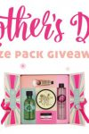Mother's Day prize pack giveaway valued over $250