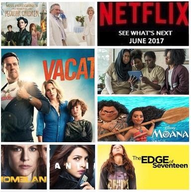 Netflix June 2017