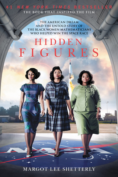 Hidden Figures book
